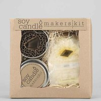 Makerskit DIY Candle Making Kit - Brown One