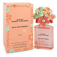 Daisy Eau So Fresh Daze by Marc Jacobs Eau De Toilette Spray 2.5 oz for Women