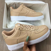 Nike Air Force 1 Low AF1 Wheat-colored