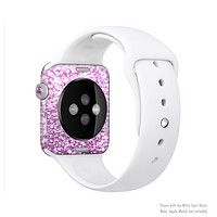 The Purple Glimmer Full-Body Skin Kit for the Apple Watch