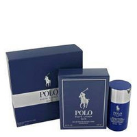 Polo Blue by Ralph Lauren Gift Set -- 4.2 oz Eau De Toilette Spray + 2.6 oz Deodorant Stick (Men)
