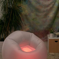 Illuminated Inflatable Chair - Urban Outfitters