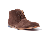 Doncaster Desert Boot (brown) at Bespoken Clothiers