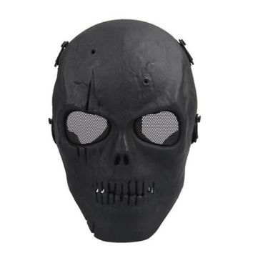 Full Face Airsoft Mask