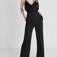 Satin Jumpsuit