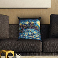 Firefly Serenity Starry Night Pillow Cover , Custom Zippered Pillow Case One Side Two SIde