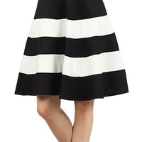 Day at the Races Swing Skirt