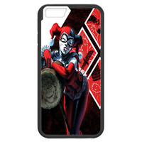 Harley Quinn with Mallet TPU Bumper for Iphone 5 / 5s / SE