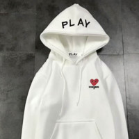 Play High Quality Fashion Casual Long Sleeve High Neck Print Pullover Sweater G-A-HRWM