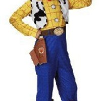 Toy Story Woody Deluxe Child 4-6 Costume