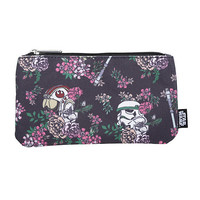 Loungefly Star Wars Helmets And Ships Pencil Case