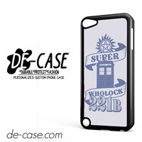 Superwholock DEAL-10393 Apple Phonecase Cover For Ipod Touch 5