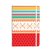 """Famenxt """"Watermelon Arrows and Colors"""" -Tags Everything Notebook"""