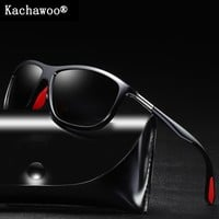 Polarized Men Sunglasses Fishing Black leopard Red Mirror Sun Glasses for Men 2019 Outdoor Cycling High Quality UV400