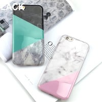 Modern Marble Phone Case for iPhone 6 6s Plus