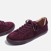 Coffee Lace Up Sneakers - Shop All Shoes - Shoes
