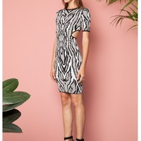 Torn by Ronny Kobo Harlow Dress