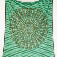 Magical Thinking Overdyed Medallion Tapestry