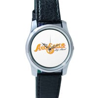 Have Awesome Life Ahead Wrist Watch