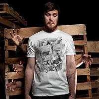 """""""Zombies"""" - Threadless.com - Best t-shirts in the world"""