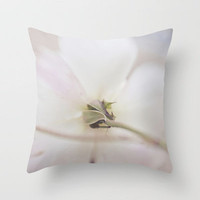 Fallen Throw Pillow by CMcDonald | Society6