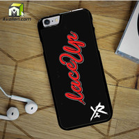 MGK Machine Gun Kelly Lace Up Young and Reckless Custom iPhone 6S case by Avallen