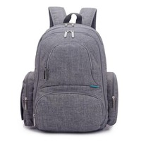 Baby Diaper Bag With Insulated Pockets