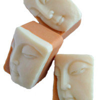 Scented Wax Melts-BUDDHA FACE Design