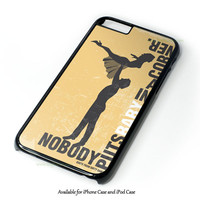 Dirty Dancing Movie Design for iPhone 4 4S 5 5S 5C 6 6 Plus, and iPod Touch 4 5 Case