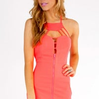 Neon Your Way Bodycon Dress $39
