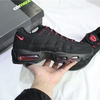 Air Max 95 Black/red Sneaker Shoe