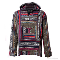 Santa Fe Baja Hoodie on Sale for $24.95 at The Hippie Shop