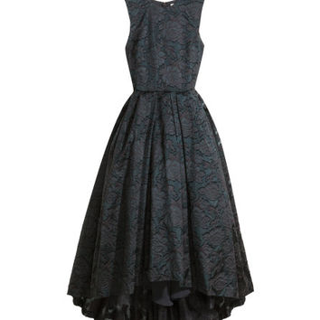 Long Jacquard-weave Dress - from H&M