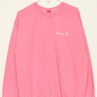 Erica Waimea Bay Embroidery Sweatshirt - Graphics