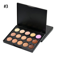 Concealer Palette Makeup Face Naked Palette Maquiagem Cream paleta de sombra Cosmetics Contour Palette Make up Set Women Beauty