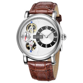 Watch Men Mechanical Watch [8423934337]