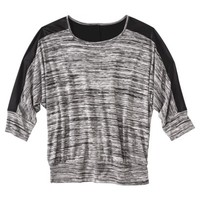 Pure Energy Women's Plus-Size 3/4-Sleeve Pullover Top - Assorted Colors