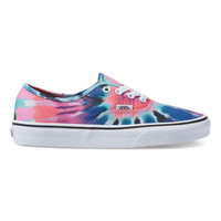 Vans Authentic(TieDye)Mult/Wht