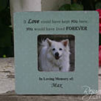 Pet frames dog frames Dog Gifts Pet Gifs Memorial Frames Memorial Gifts Personalized Frames pet memorials remembrance gifts sympathy gifts