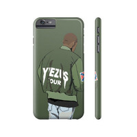 Kanye West Yeezy Yeezus Tour Apple IPhone 4 5 5c 6 6s Plus Galaxy Note Case