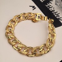Shiny New Arrival Hot Sale Great Deal Awesome Gift Stylish Hip-hop Bracelet [6542739139]