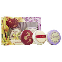 Bésame Cosmetics Brightening Face Powder Set (2 x 0.21 French Vanilla/ Violet)