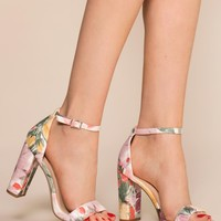 Wallflower Heels