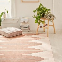 Lazro Printed Rug   Urban Outfitters