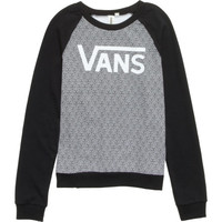 Vans Charmed Crew - Long-Sleeve - Women's