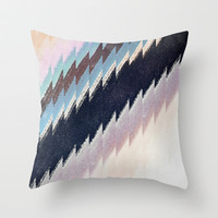 mirror Throw Pillow by spinL