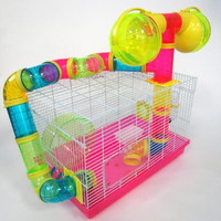 YML Tubed Hamster Cage