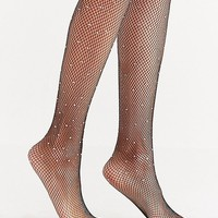Out From Under Jewel Fishnet Tight | Urban Outfitters