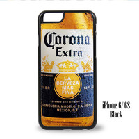 CORONA EXTRA BEER Bottle for iPhone 6, iPhone 6s, iPhone 6 Plus, iPhone 6s Plus Case