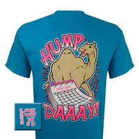 Girlie Girl Originals Funny Hump Day Southern Bright T Shirt